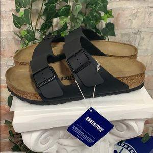 NEW Birkenstock Arizona Women's sandal Black